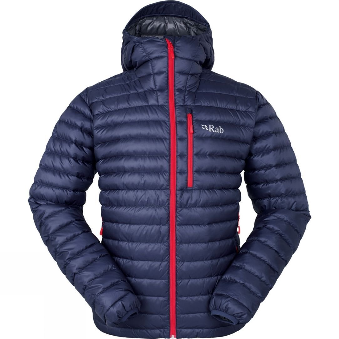 Rab Mens Microlight Alpine Jacket | Cotswold Outdoor
